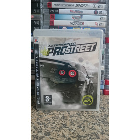 Need For Speed Pro Street Ps3 Midia Fisica-frete Incluso