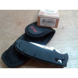 Canivete Tático Preto Ganzo G704