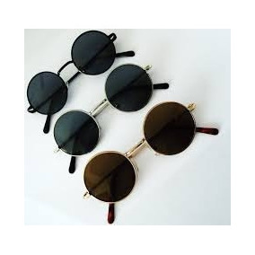 Oculos Estilo John Lennon De Sol - Óculos no Mercado Livre Brasil d1392594cf