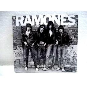 Ramones Primeiro Album Cd Original Nacional Lacrado