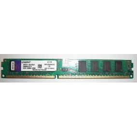 Memoria Kingston 2gb Ddr3 1333 Pc3-10600 Para Pc