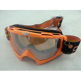 ce0b9cef36f1a Oculos Motocross Laranja - Óculos no Mercado Livre Brasil