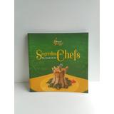 Livro Segredos Dos Chefs Rio Grande Do Sul
