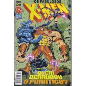 Hq Os Fabulosos X-men - Número 23 ( Gibi, Revista,quadrinhos