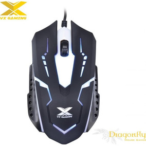 Mouse Optico Vx Gamers Dragonfly 2017 Frete Gratis