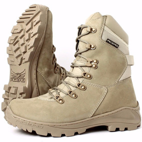 Coturno Masculino Tático Bota Militar Stilo Americana Desert 9c7199c69785d