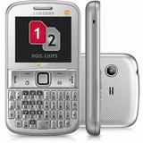 Samsung Ch@t 222 E2222 Duos - Câmera, Rádio Fm, Dual Chip