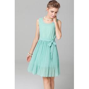9d244393d2d Vestido Importado Elegante De Gaza - Ropa y Accesorios en Mercado ...