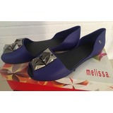 Sapatilha Melissa Fresh Bloom Roxa