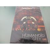 Tokio Hotel / Humanoid City / Live / Dvd / Importado / Nuevo