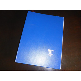 Álbum Walis Cédulas Postais Envelopes Para 180 Peças