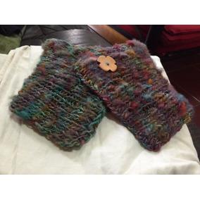 Bufandas De Lana Tejidas A - Vestuario y Calzado en Mercado Libre Chile 626e230e0ab