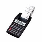 Calculadora Casio Com Impressao Hr-8 Rc - Bk 12 Digitos