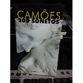 Livro - 200 Sonetos - Luis Vaz De Camões - L&pm