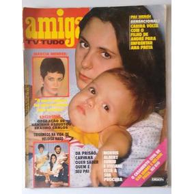 Revista Amiga Tv. Tudo - 1979 - Rara! Frete Único 10,00!