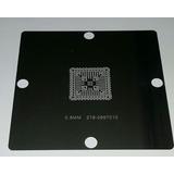 Stencil 218- 0697010 80x80 0.5mm 218-0792008 218-0697020