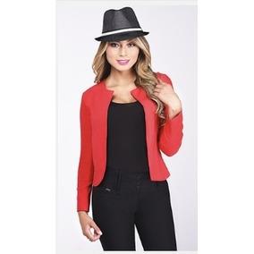 Chaquetas Tipo Blazer Para Mujer - Chaquetas y Abrigos Mujer en ... 1a2dc5360c06b