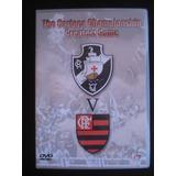 Dvd Flamengo X Vasco Documentario Ingles Original Raro 2007