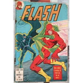 Flash - Quadrinhos Ebal - Edição Extra De Dimensão K