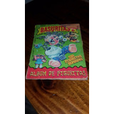 Album De Figuritas Basuritas 2 Incompleto Con 139 Figuritas