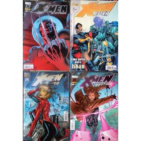 Hq - Lote X-men Extra N° 21 - 35 - 42 - 53