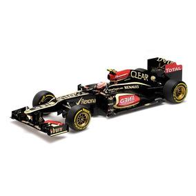 Romain Grosjean Lotus Renault E21 #8 Fórmula 1 2013