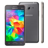 Smartphone Samsung Galaxy Gran Prime Duos G531h Cinza