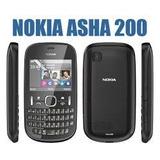Celular Nokia Asha 200 Desmontado Ap.peças. Envio Td.brasil