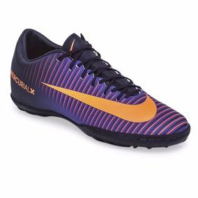 8d7a0041731a9 Botines Nike Mercurial Victory Violeta - Botines en Mercado Libre ...