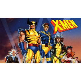 X-men Animated Clássica
