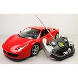 Backhomeday 1:14 Ferrari 458 Italia Mando Coche R/c Coche