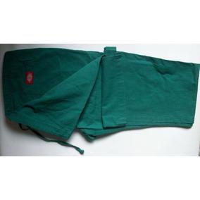 Uniformes Clínicos Reciclados / Pantalón Liso - Verde Oscuro