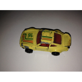 Miniatura Porsche Turbo Majorette - Made In Frande