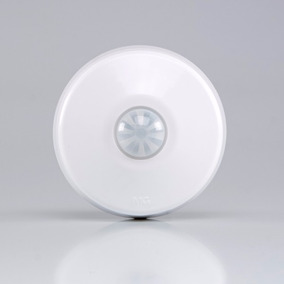 Sensor Presença P/teto Sobrepor/embutir Branco Margirius