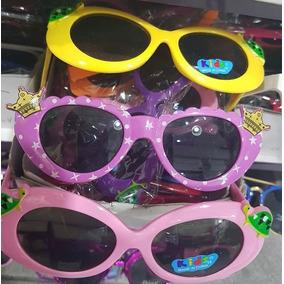 Kit 5 Óculos Sol Infantil Bichinhos Desenhos Atacado Cores 7ac3ba10e2
