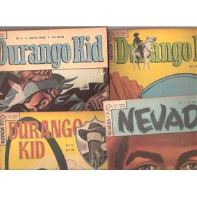 *ock*coleção De Durango Kid E Black Diamont- Do 1 Ao 35-