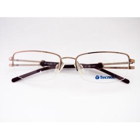 a952ad81d203a Armação Para Óculos Tecnol Rosa E Vinho Feminina M5526