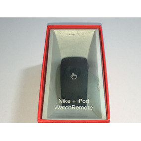 Nike + Control Remoto Pulcera Para Ipod Nuevo En Caja 79a63256c3fb4