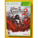 Castlevania Lords Of Shadow 2 Xbox 360* Play Magic