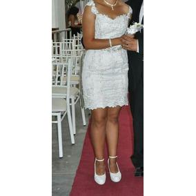 Vestidos de novia cortos gamarra
