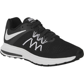 quality design a893b 16849 Zapatillas Mujer Nike Wmns Zoom Winflo 3 Negro Original 2016