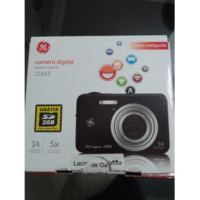 Câmera Digital Ge J1455 14mp Zoom 5x