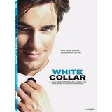 Dvd White Collar 2ª Temporada Completa 4 Dvds