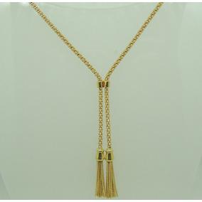 Glitter Joias - Colar Corrente Cordão Ouro 18k E 17 Gramas!!