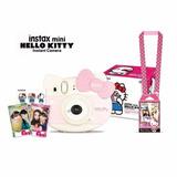 Fujifilm Instax Hello Kitty Camara Instantánea (inc.10 Foto)