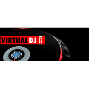 Dj Virtual 8.0 Pro Completo Infinity + Skins + Vinhetas