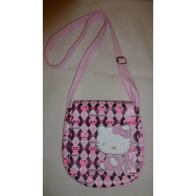 Cartera Hello Kitty Rosa