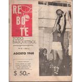 Rebote Todo Basquetbol Revista De Basket Varios Numeros