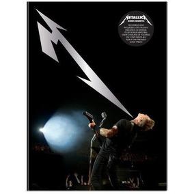 [dvd Duplo] Metallica - Quebec Magnetic (novo E Lacrado)