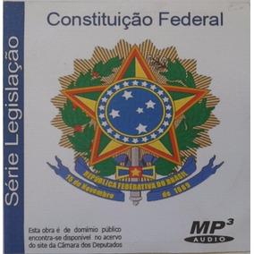 Constituição Federal Em Áudio (audiolivro Da Cf) Atualizada